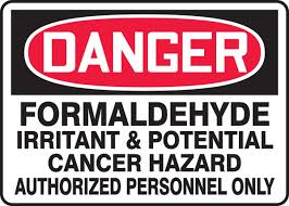 Formaldehyde Exposure Risks