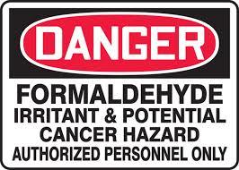 Formaldehyde Exposure Risks